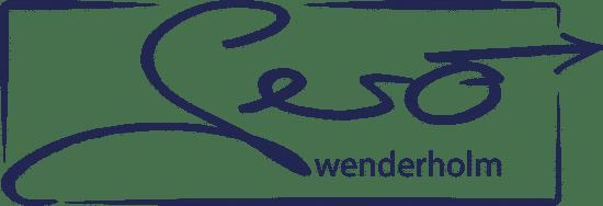 Gero Wenderholm - Logo Blue
